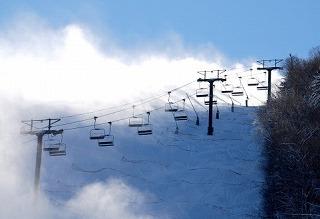 ニセコ 3つのスキー場